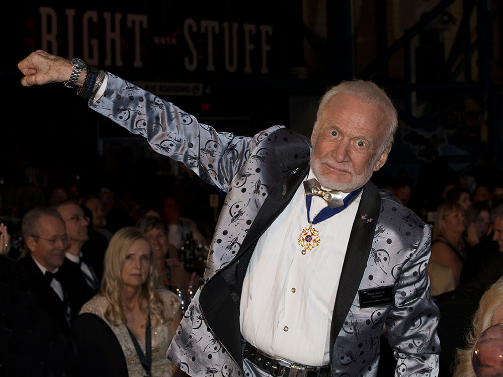 Buzz Aldrin auctions Omega Moonwatch
