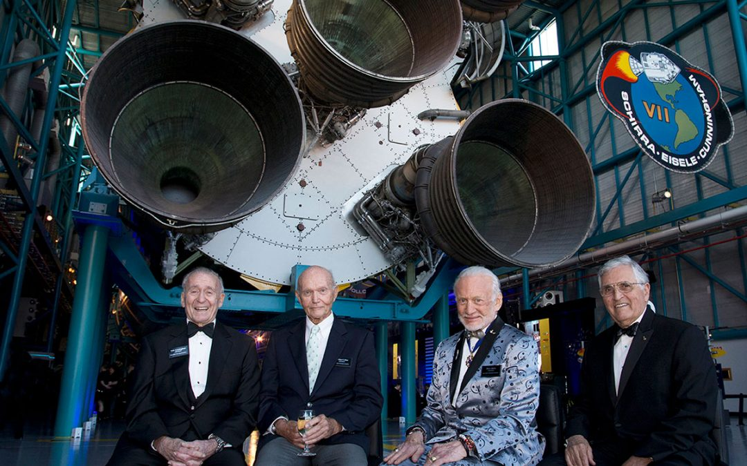 Star Studded Event at Kennedy Space Center