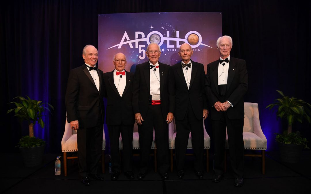 Apollo 50th Gala – Epic Celebration of Apollo 11 launch